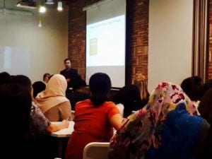 marketing workshop for non-profits