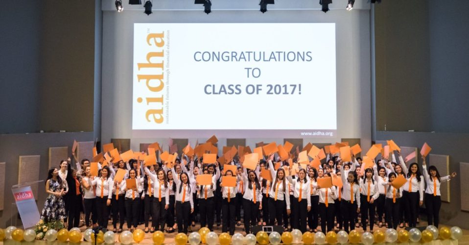 Aidha Graduation Ceremony 2017