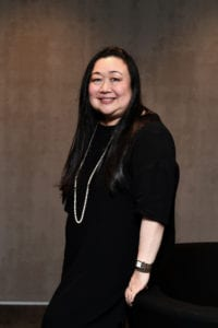 Georgette Tan, Snr. Vice President, Communication at Mastercard. A long standing supporter of Aidha